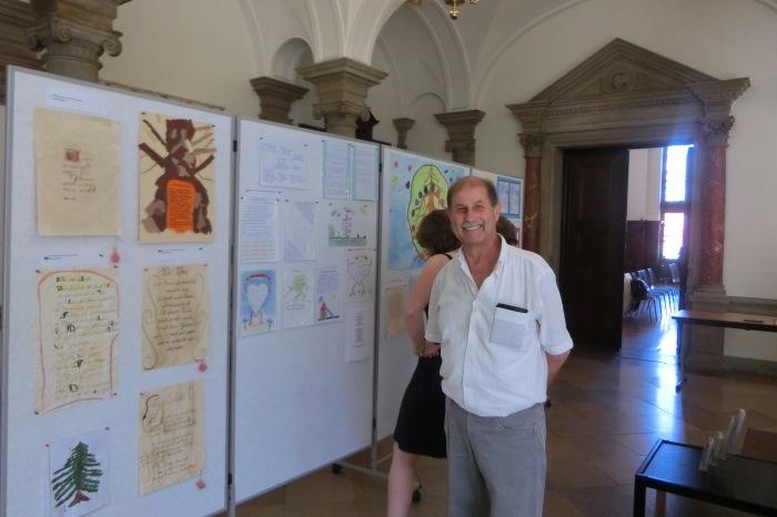 Ausstellung im Stadthaus Halle mit Toni