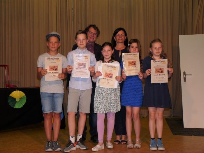 Preisträger und Nominierte Grundschule Stützerbach